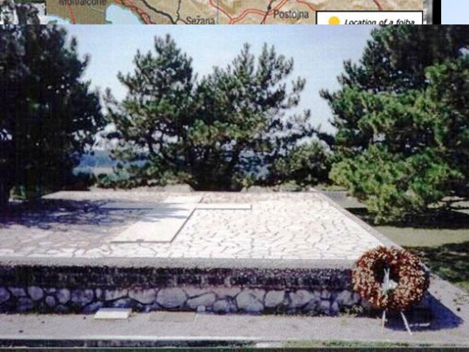Partigiani di Tito massacrano civili, sacerdoti, carabinieri.