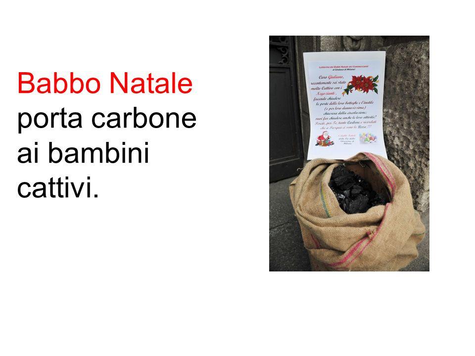 Descrivi questa immagine ppt video online scaricare - Babbo natale porta i regali ai bambini ...