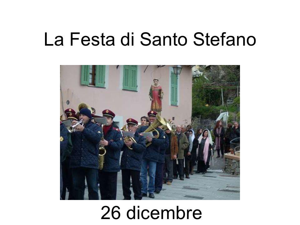 La Festa di Santo Stefano