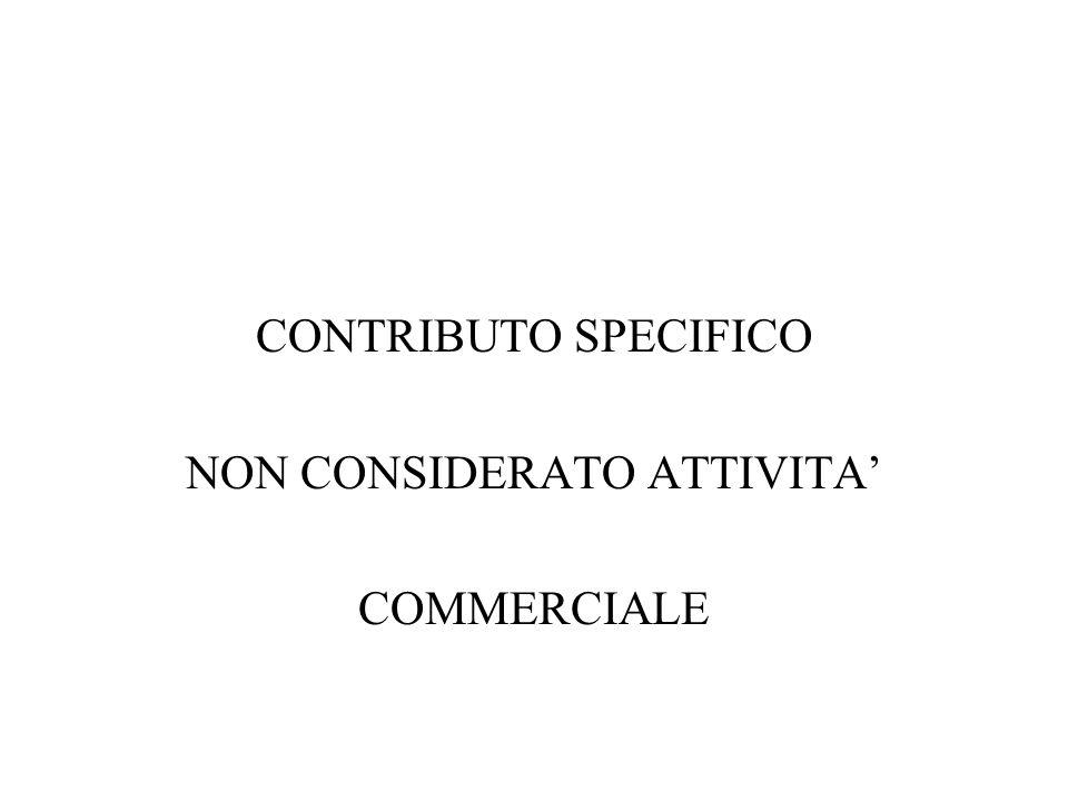 NON CONSIDERATO ATTIVITA'