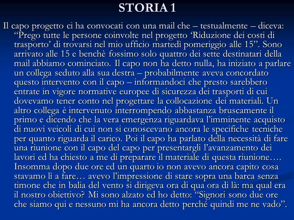 STORIA 1