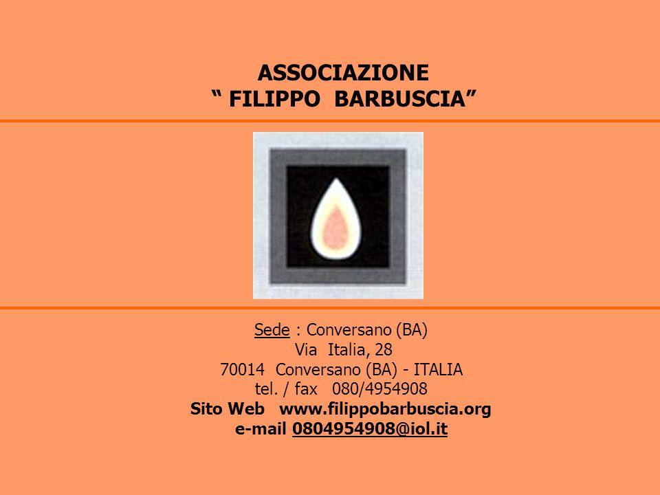 70014 Conversano (BA) - ITALIA