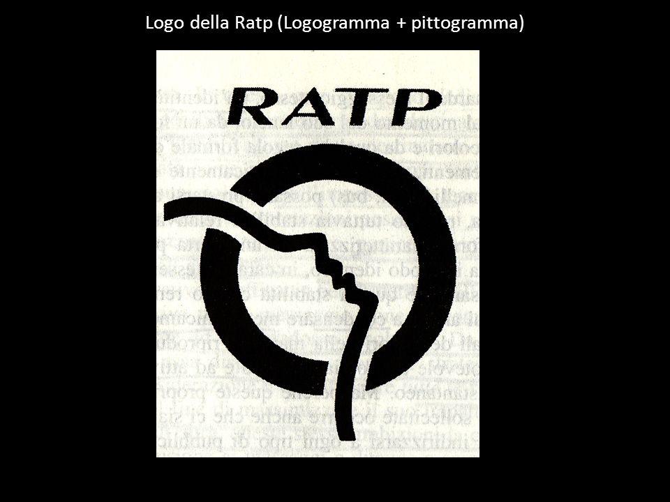 Logo della Ratp (Logogramma + pittogramma)