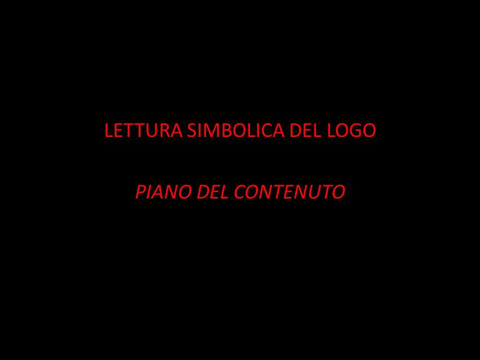 LETTURA SIMBOLICA DEL LOGO PIANO DEL CONTENUTO