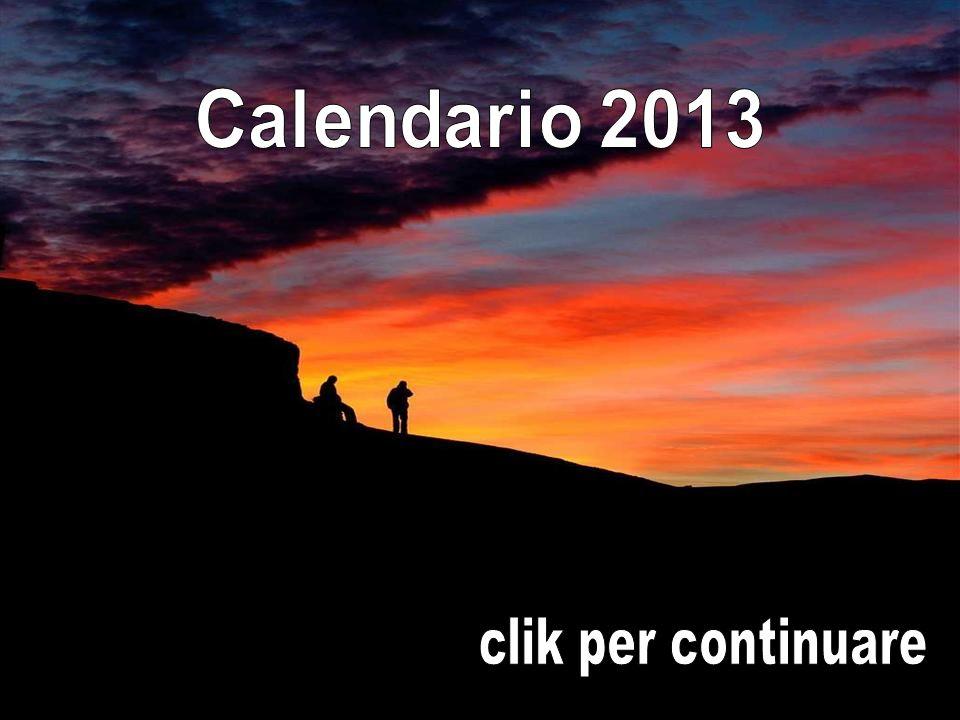 Calendario 2013 clik per continuare