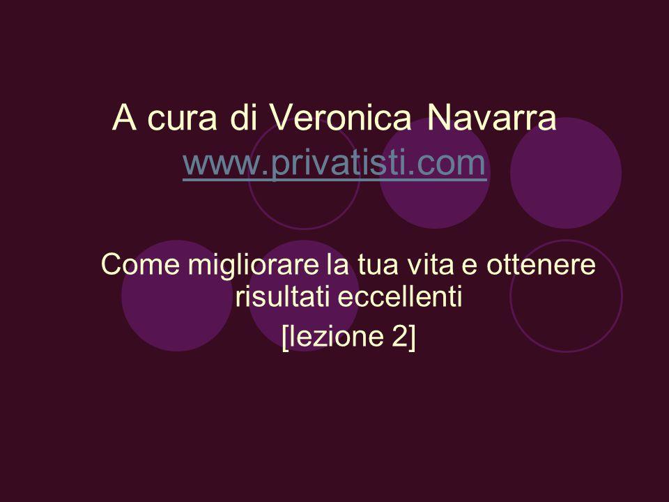 A cura di Veronica Navarra www.privatisti.com