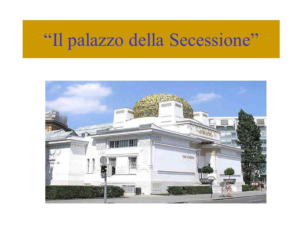 Il palazzo della Secessione