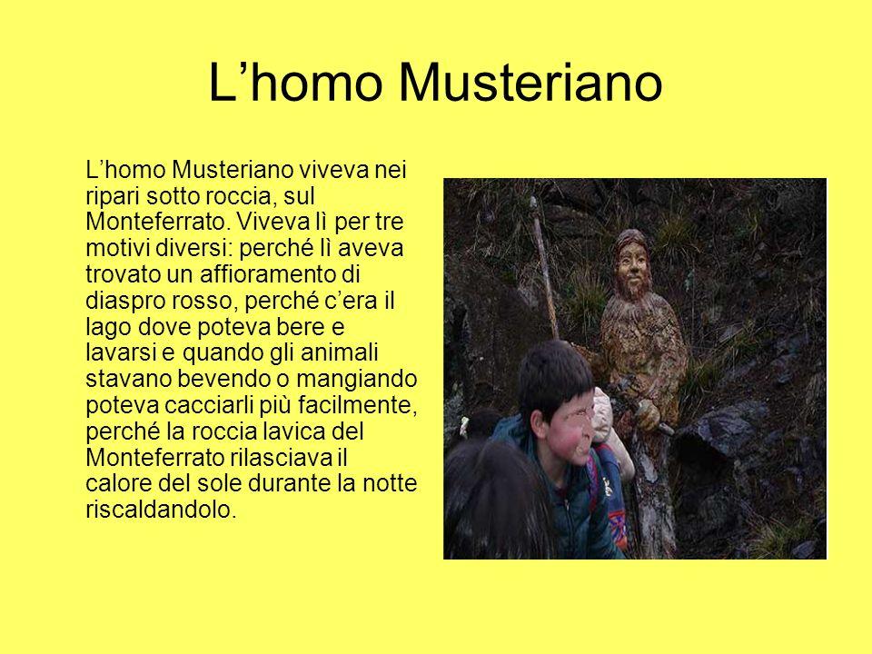 L'homo Musteriano