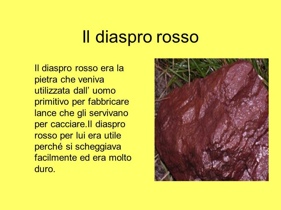 Il diaspro rosso