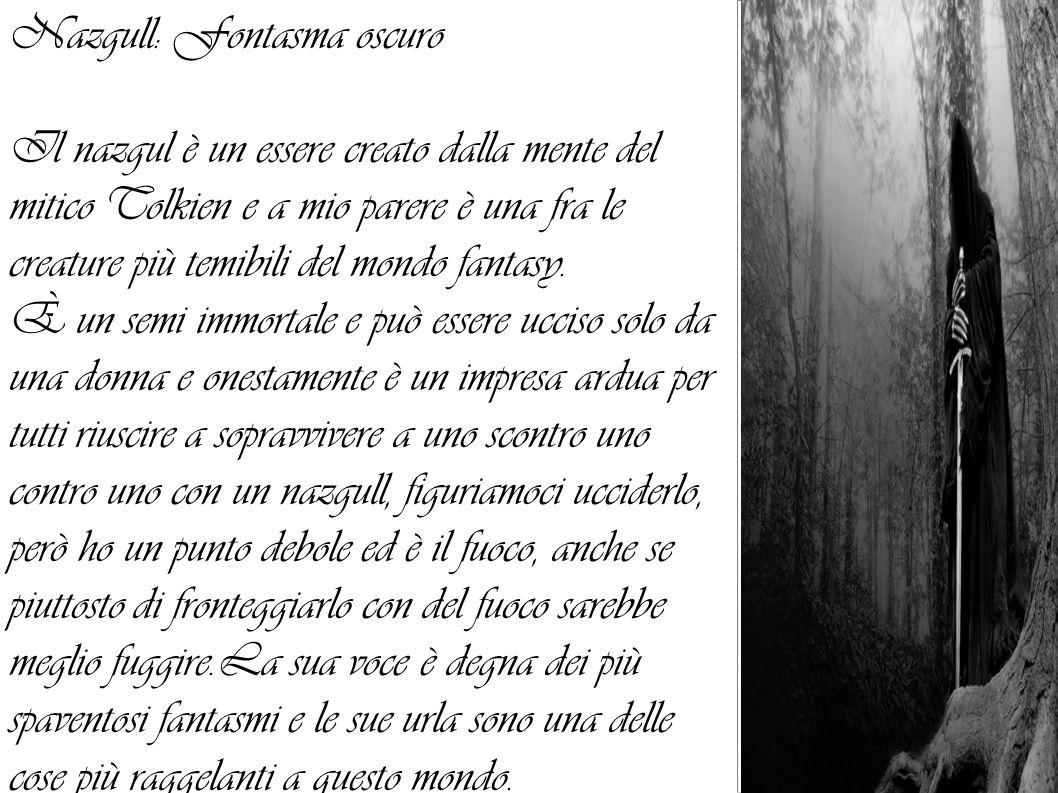 Nazgull: Fontasma oscuro