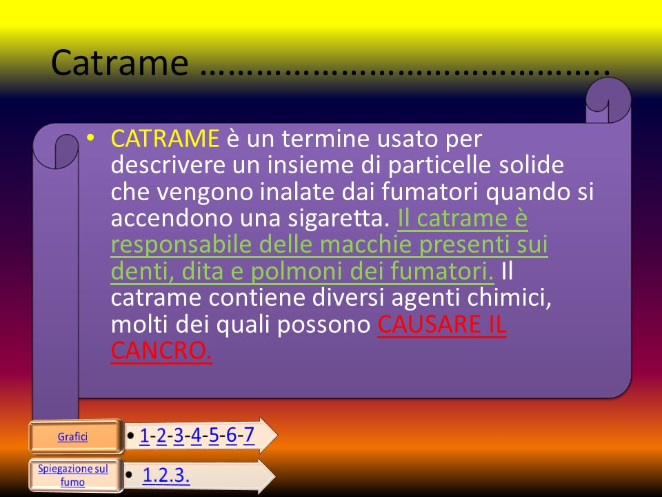 Catrame ……………………………………..