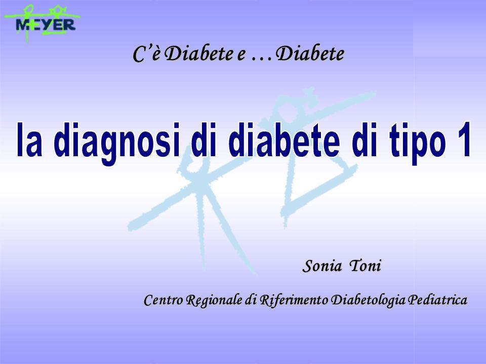 la diagnosi di diabete di tipo 1