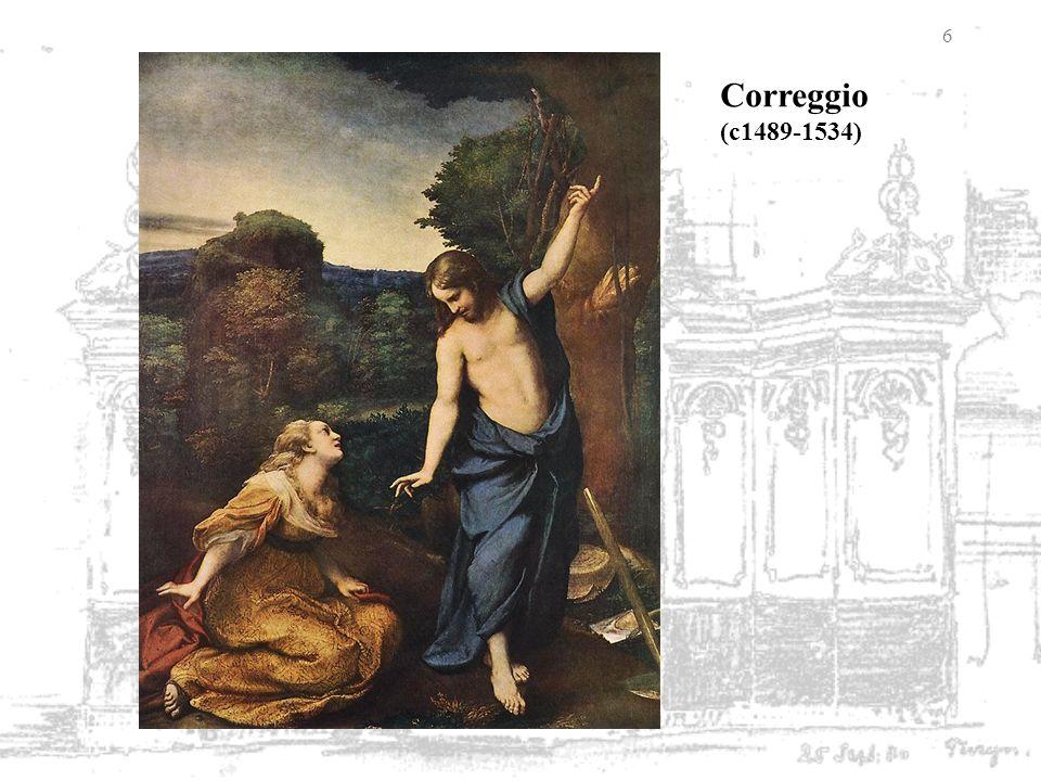 Correggio (c1489-1534)