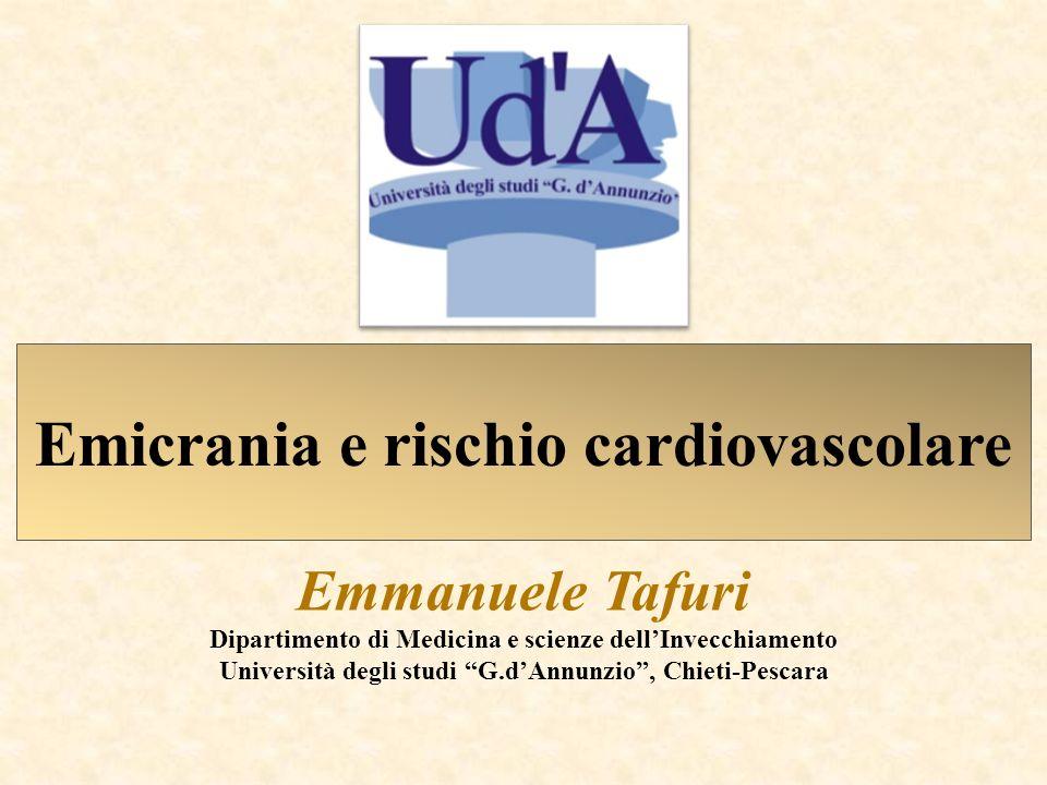 Emicrania e rischio cardiovascolare