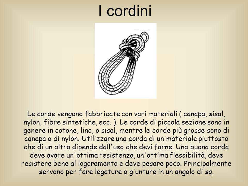 I cordini