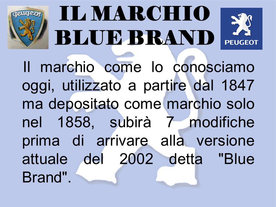 IL MARCHIO BLUE BRAND