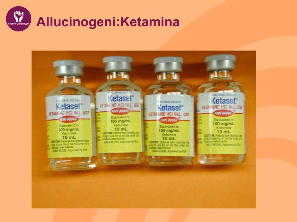 Allucinogeni:Ketamina