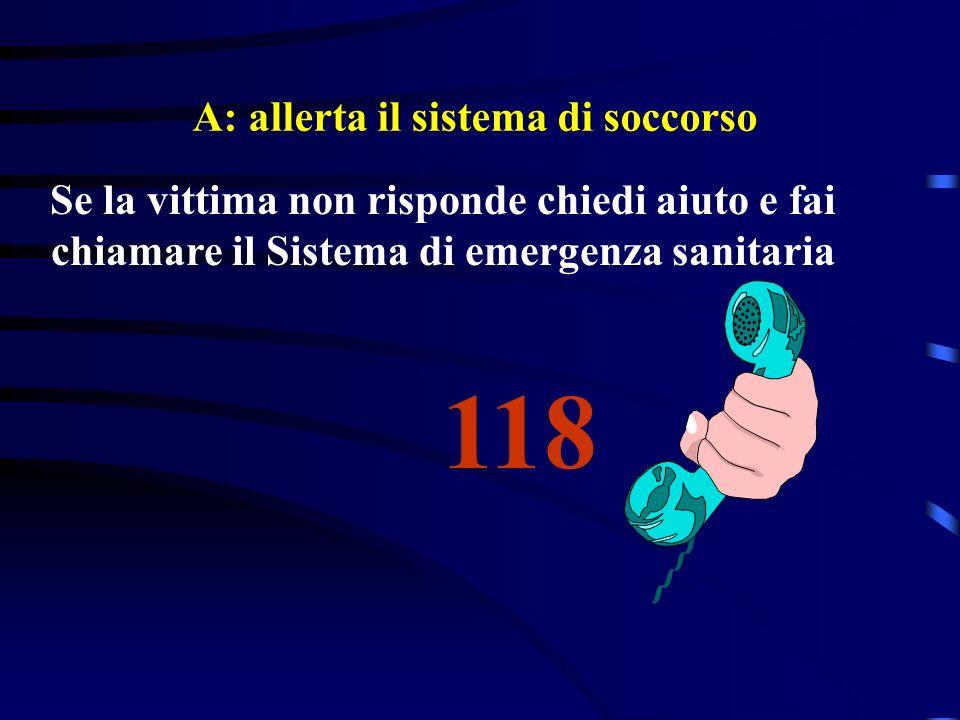 118 A: allerta il sistema di soccorso