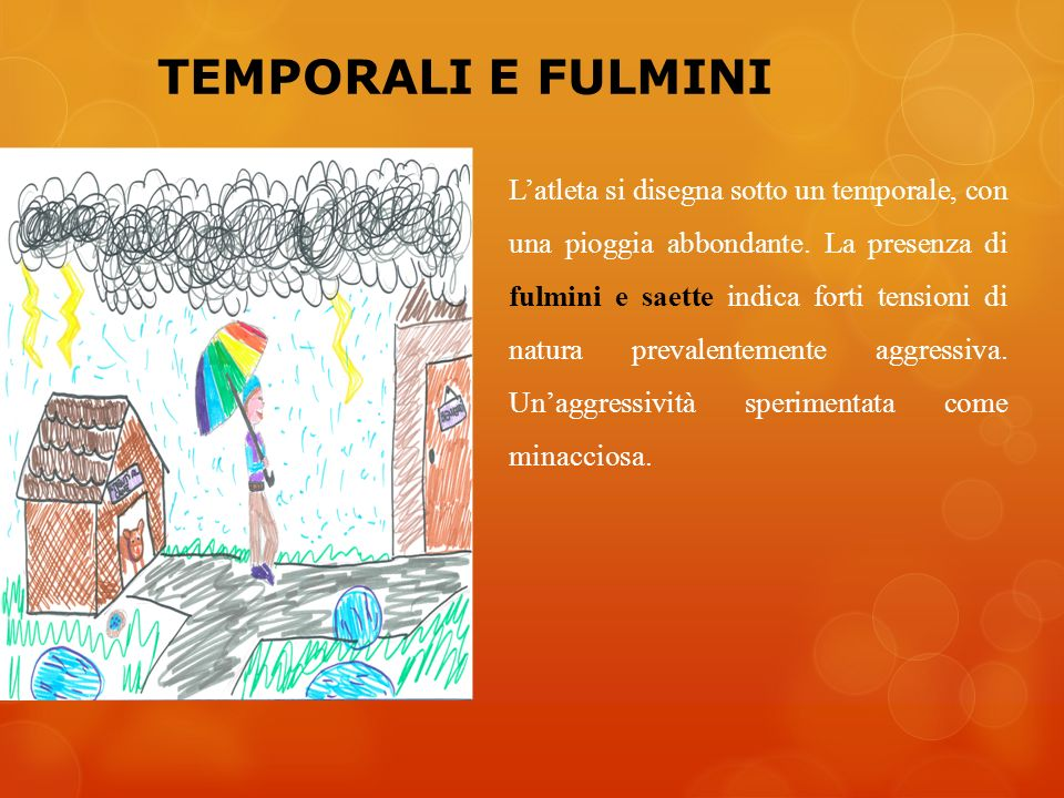 TEMPORALI E FULMINI