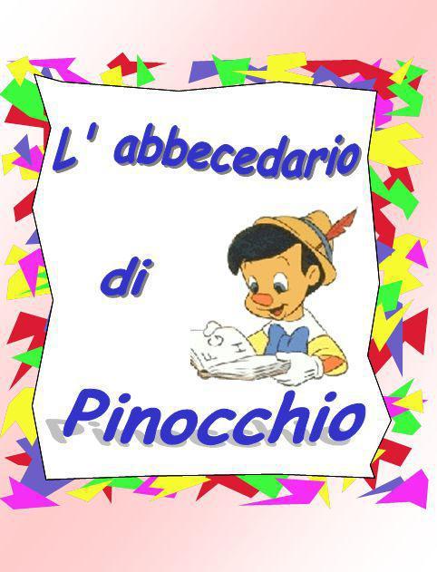 L abbecedario di Pinocchio