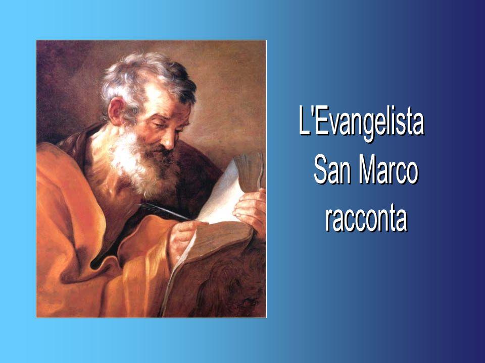 L Evangelista San Marco racconta