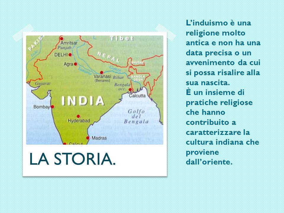 L'induismo è una religione molto antica e non ha una data precisa o un avvenimento da cui si possa risalire alla sua nascita. È un insieme di pratiche religiose che hanno contribuito a caratterizzare la cultura indiana che proviene dall'oriente.
