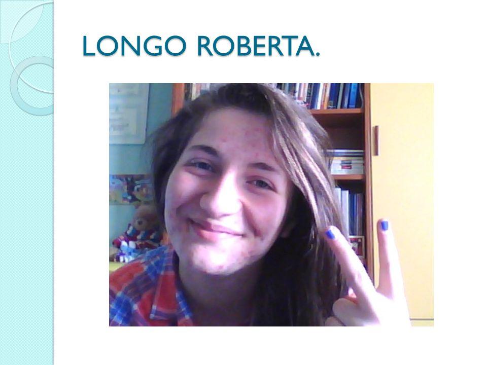 LONGO ROBERTA.