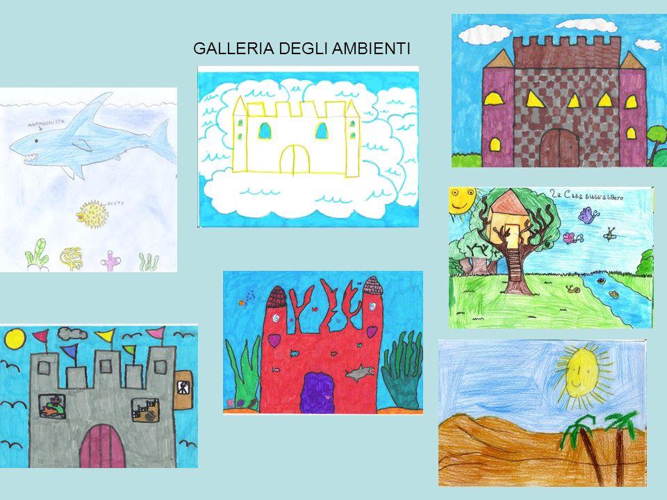 GALLERIA DEGLI AMBIENTI