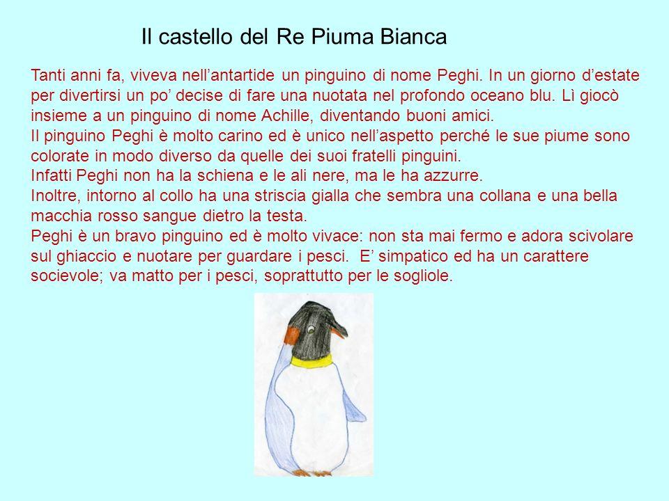 Il castello del Re Piuma Bianca