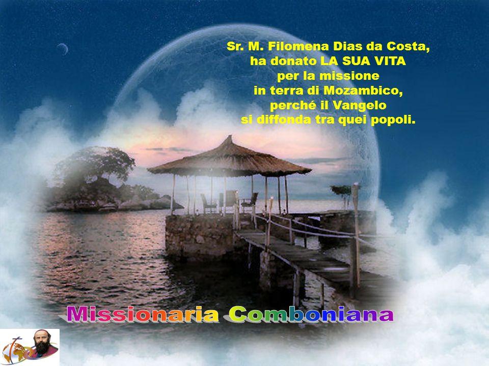 Missionaria Comboniana