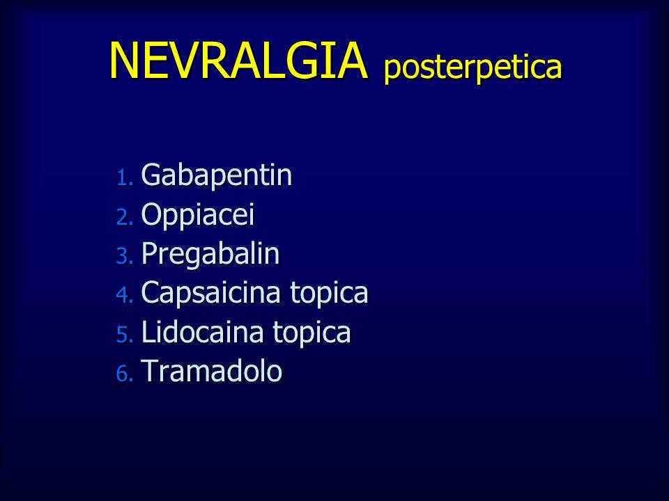 NEVRALGIA posterpetica