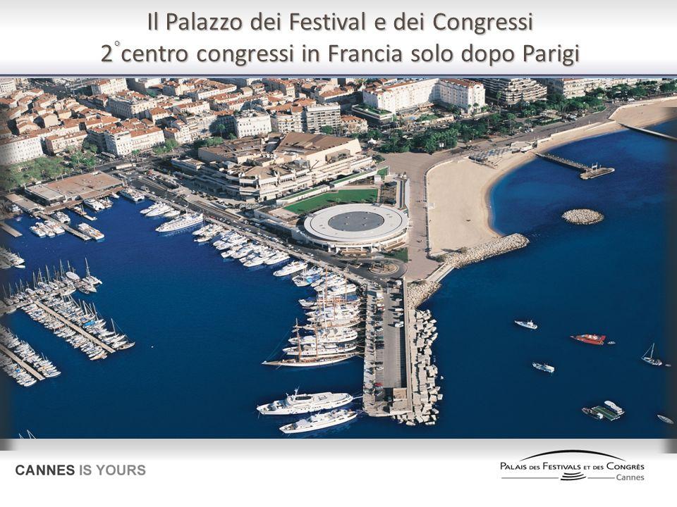 Il Palazzo dei Festival e dei Congressi