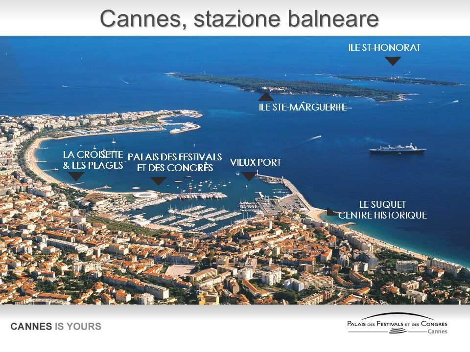 Cannes, stazione balneare
