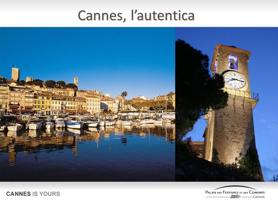 Cannes, l'autentica