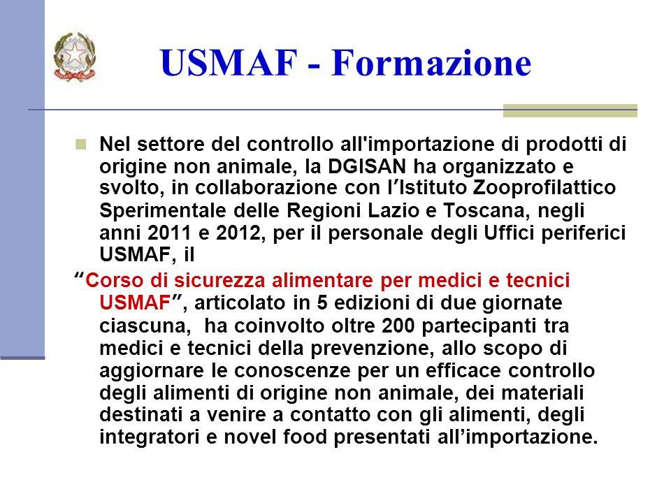 USMAF - Formazione