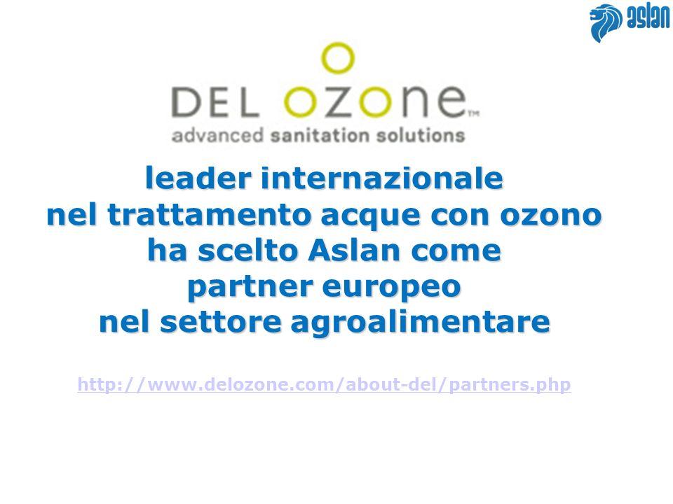 leader internazionale