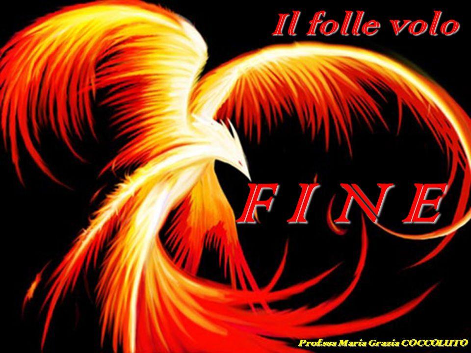 F I N E Il folle volo ODISSEA - Canto XXIII