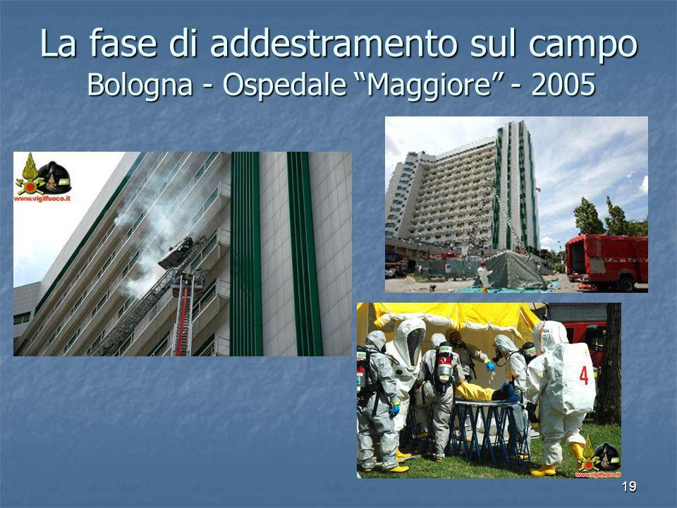 Bologna - Ospedale Maggiore - 2005