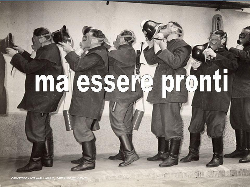 ma essere pronti collezione PierLuigi Culloca, foto Giorgio Zabeo