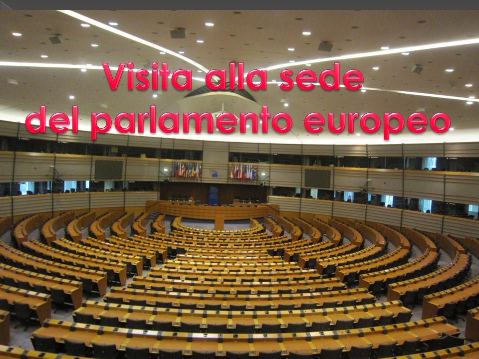 del parlamento europeo
