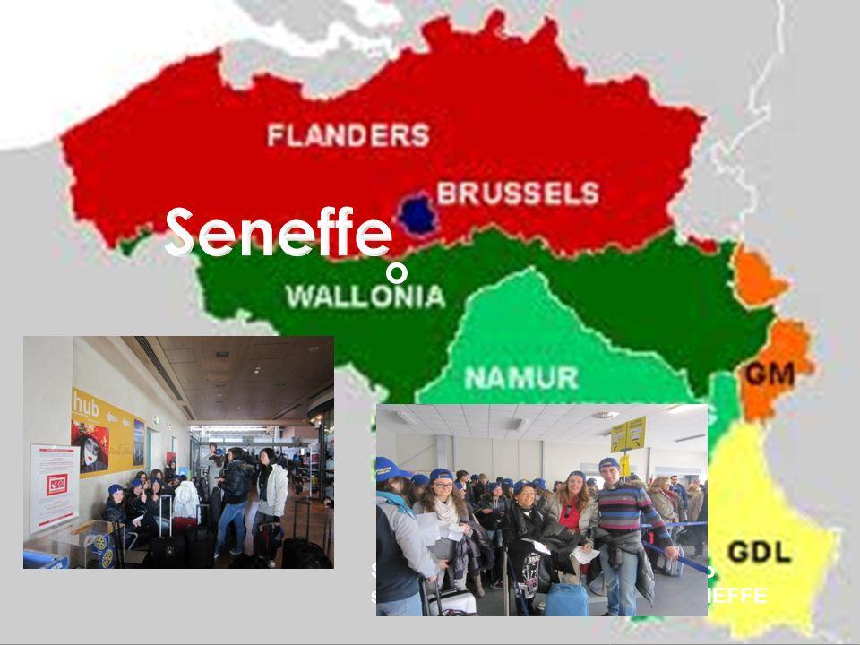 Seneffe o Spostamento in pullman al centro sportivo Adeps La Marlette – SENEFFE