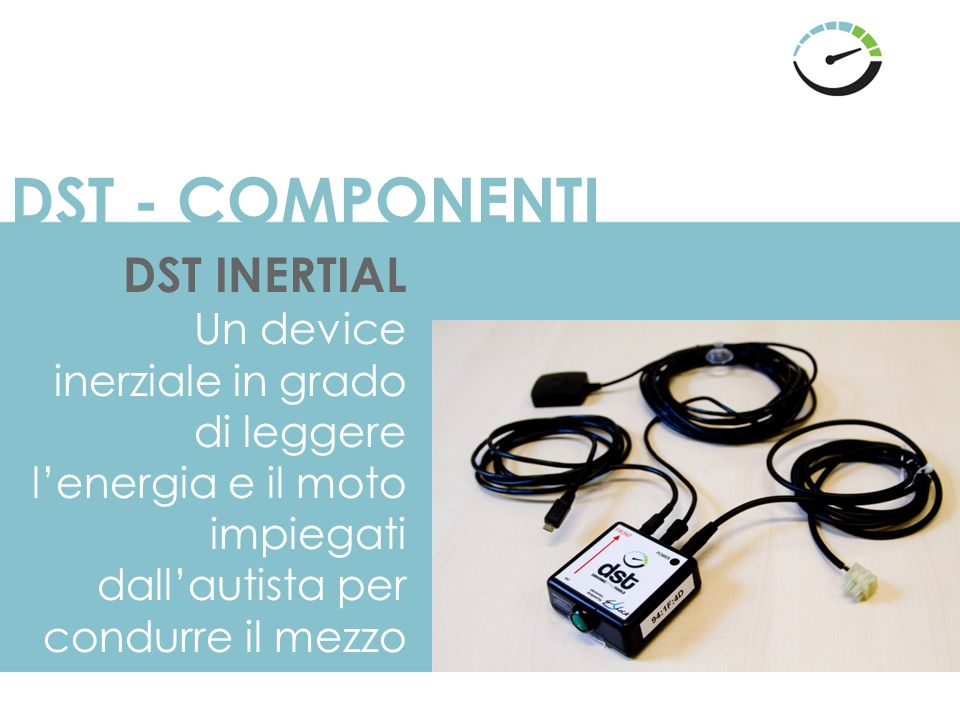DST - COMPONENTI DST INERTIAL