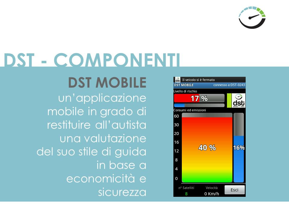 DST - COMPONENTI DST MOBILE
