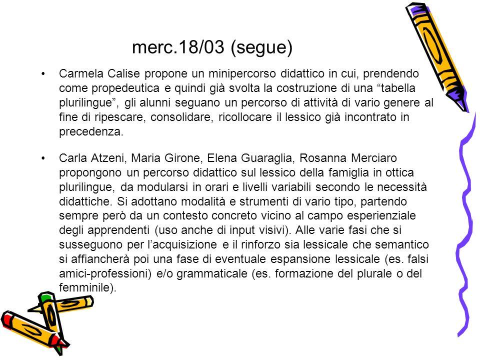 merc.18/03 (segue)