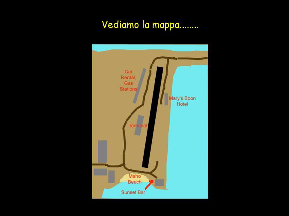 Vediamo la mappa........