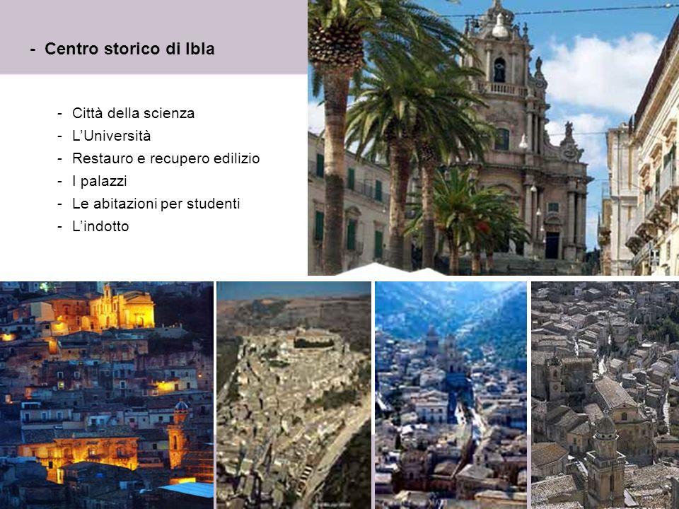 - Centro storico di Ibla