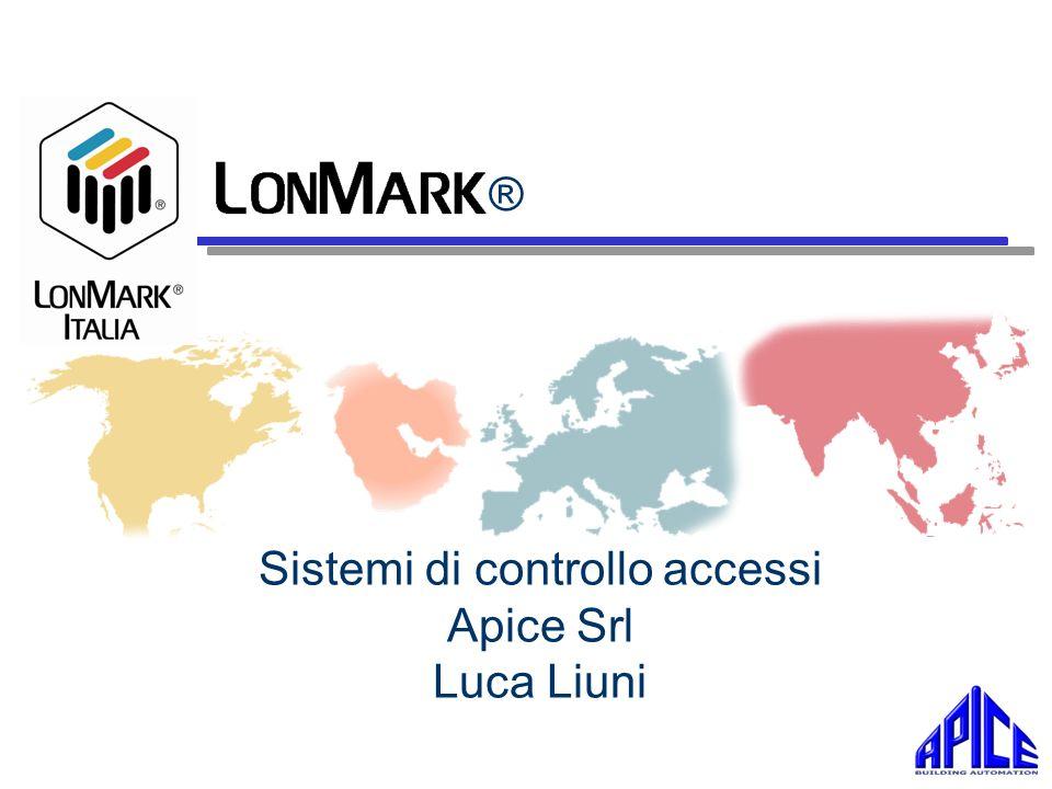 Sistemi di controllo accessi