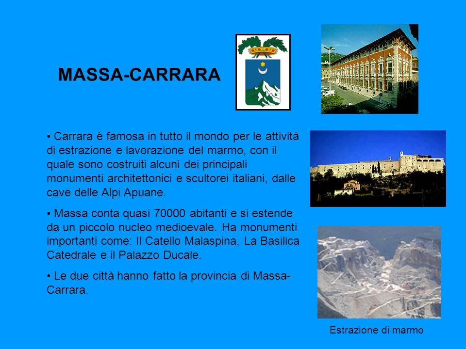 MASSA-CARRARA