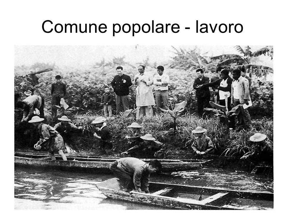 Comune popolare - lavoro