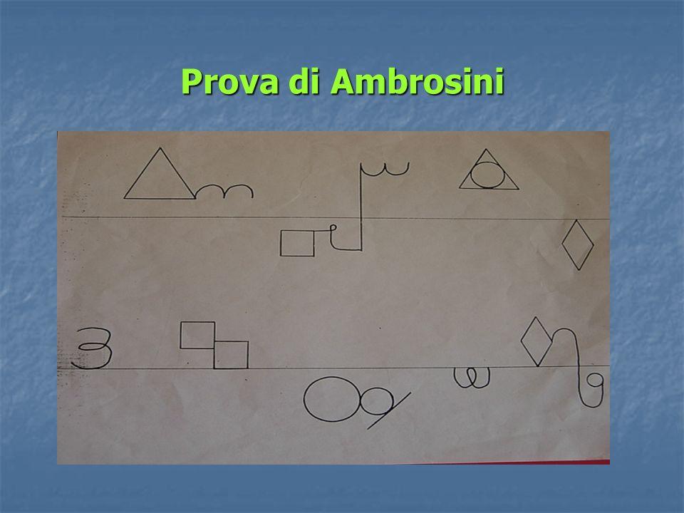 Prova di Ambrosini